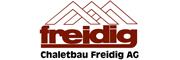 Chaletbau Freidig AG