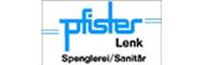 Pfister Spenglerei/Sanitär Lenk